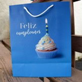 Feliz Cumpleaños, Bolsa de regalo, Grande (Happy Birthday Gift Bag, Large)