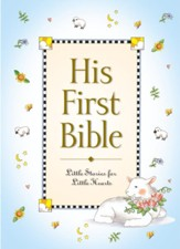 His First Bible