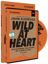 Wild at Heart Study Guide with DVD