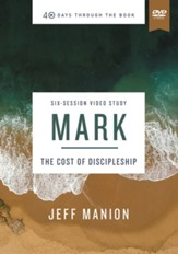 40 Days Through the Book: Mark Video Study