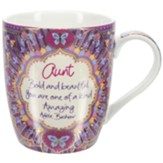 Aunt Bold and Beautiful Boxed Mug