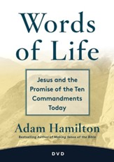 Words of Life: Jesus and the Promise of the Ten Commandments Today DVD