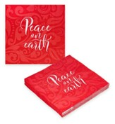 Peace on Earth Napkins, Pack of 20