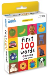 First 100 Words Card Game