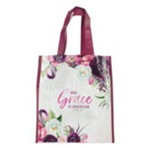 His Grace is Enough Tote
