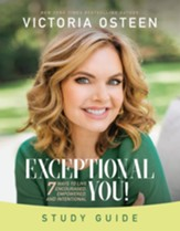 Exceptional You Study Guide: 7 Ways To Live Encouraged, Empowered, and Intentional - Slightly Imperfect