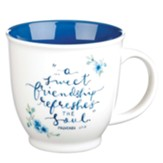 Mug Ceramic Sweet Friendship