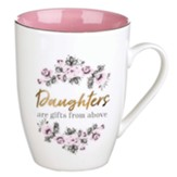 Mug Ceramic Daughters, Gifts from Above
