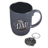 My Dad, Father's Day, Mug and Keyring Gift Set