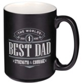 Best Dad Ceramic Mug