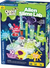 Ooze Labs Alien Slime Lab