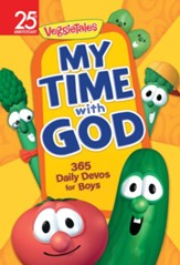 My Time with God: 365 Daily Devos for Boys