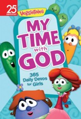 My Time with God: 365 Daily Devos for Girls
