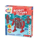 Kids First Robot Factory, Wacky, Misfit, Rogue Robots