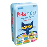 Pete the Cat Cupcake Party Game in a Tin