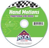The Incredible Race: Traditional Hand Motions DVD