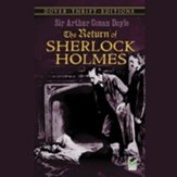The Return of Sherlock Holmes, Unabridged Audiobook on CD