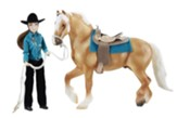 Let's Go Riding, Western Playset