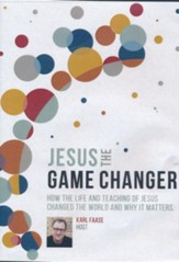 Jesus the Game Changer, DVD