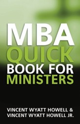 MBA Quick Book for Ministers