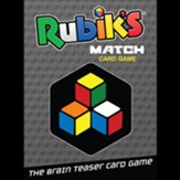 Rubik's Match Card Game in Tin