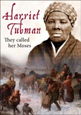 Harriet Tubman: They Called her  Moses, DVD