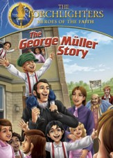 The Torchlighters Series: George Muller, DVD