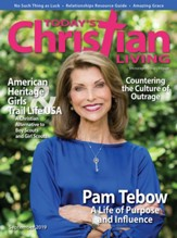 Today's Christian Living Magazine, 1 Year International  Subscription