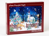 Peaceful Night, 550 Piece Jigsaw Puzzle