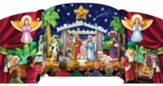 The Greatest Story Free Standing Advent Calendar