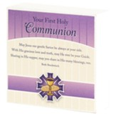 On Your Communion Tabletop Plaque