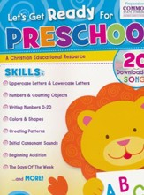 Let's Get Ready for Preschool - Slightly Imperfect