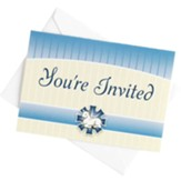 You're Invited, Baptism, Invitations, Pack of 10