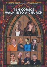 Ten Comics Walk Into A Church, DVD