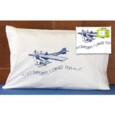 I Dreamt I Could Fly Pillowcase