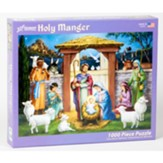 Holy Manger Jigsaw Puzzle, 1000 Pieces