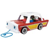 Fisher Price Nifty Station Wagon with Play Family