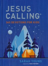 Jesus Calling: 365 Devotions for Kids (Boys Edition)