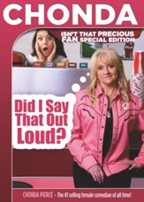 Did I Say That Out Loud? (Fan Special Edition), Repackaged DVD