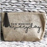 New Mercies Everyday, Pouch
