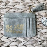 Be Still Coin Purse