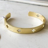 Eva Bracelet, Gold Plated