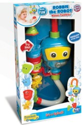 Robbie the Robot Water Tumbler