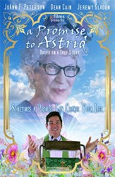 A Promise to Astrid DVD