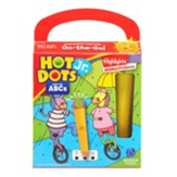 Hot Dots Jr. Highlights On-the Go! Learn My ABC's