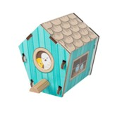 Build It Blueprint Puzzles, Birdhouse
