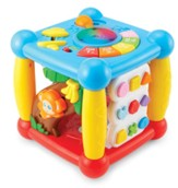Lights 'n Sounds Activity Cube