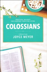 Colossians: A Biblical Study