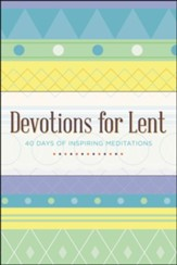 Devotions for Lent