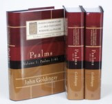 Psalms, 3 Volumes: Baker Old Testament Commentary on the Old Testament Wisdom & Psalms [BCOT]